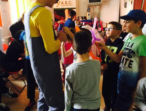 Proiect – Începe şcoala şi pentru copiii pacienţi de oncologie-hematologie 2017
